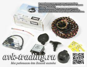 Электропроводка Thule 729431 для подключения фаркопа на Mitsubishi Outlander XL (2007-2012), Citroen C-Crosser (2007-2012) и Peugeot 4007 (2007-н.в.)