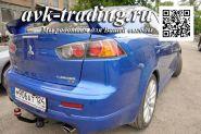 Фаркоп Bosal VFM 4154-A для Mitsubishi Lancer sedan (г.в. 2007 - 2011- все двигатели; 2012- только для дв.1.8) с шаром типа A