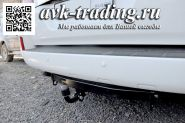 Фаркоп Bosal VFM 3054-A для Toyota Land Cruiser 200 и Lexus LX 570 с шаром типа A