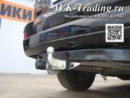 Фаркоп Imiola T.052 для Toyota Land Cruiser Prado 120 / 150 и Lexus GX 470 / GX 460, с фланцевым шаром типа F